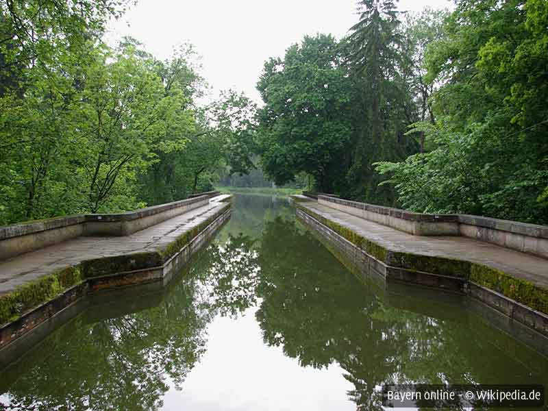 Ludwig Donau Main Kanal N 252 Rnberg Erholung Radfahren