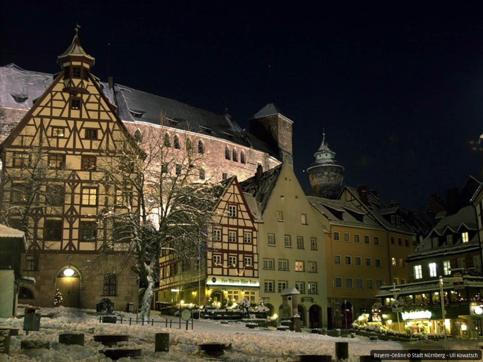 Weihnachten Nürnberg