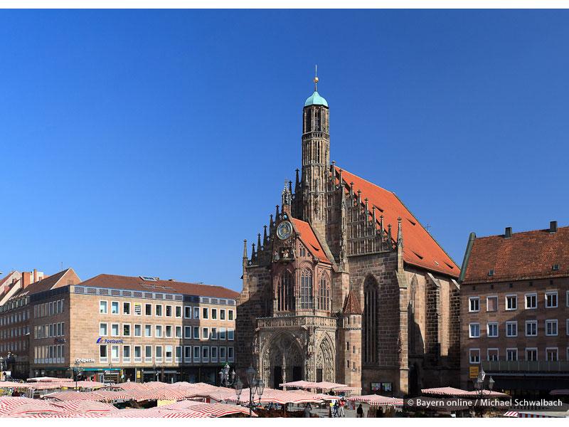 Frauenkirche | Die Frauenkirche in Nürnberg ...