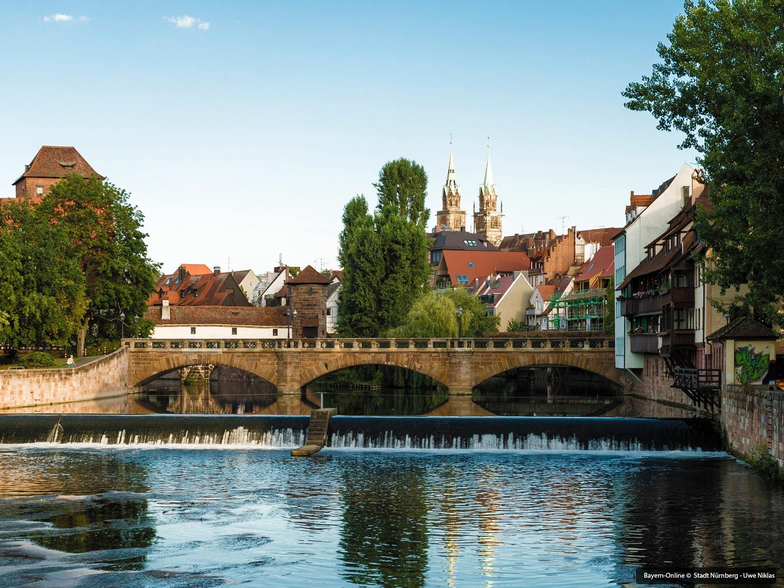 Brücken | Brücken in Nürnberg | Brücken Nürnberg ...