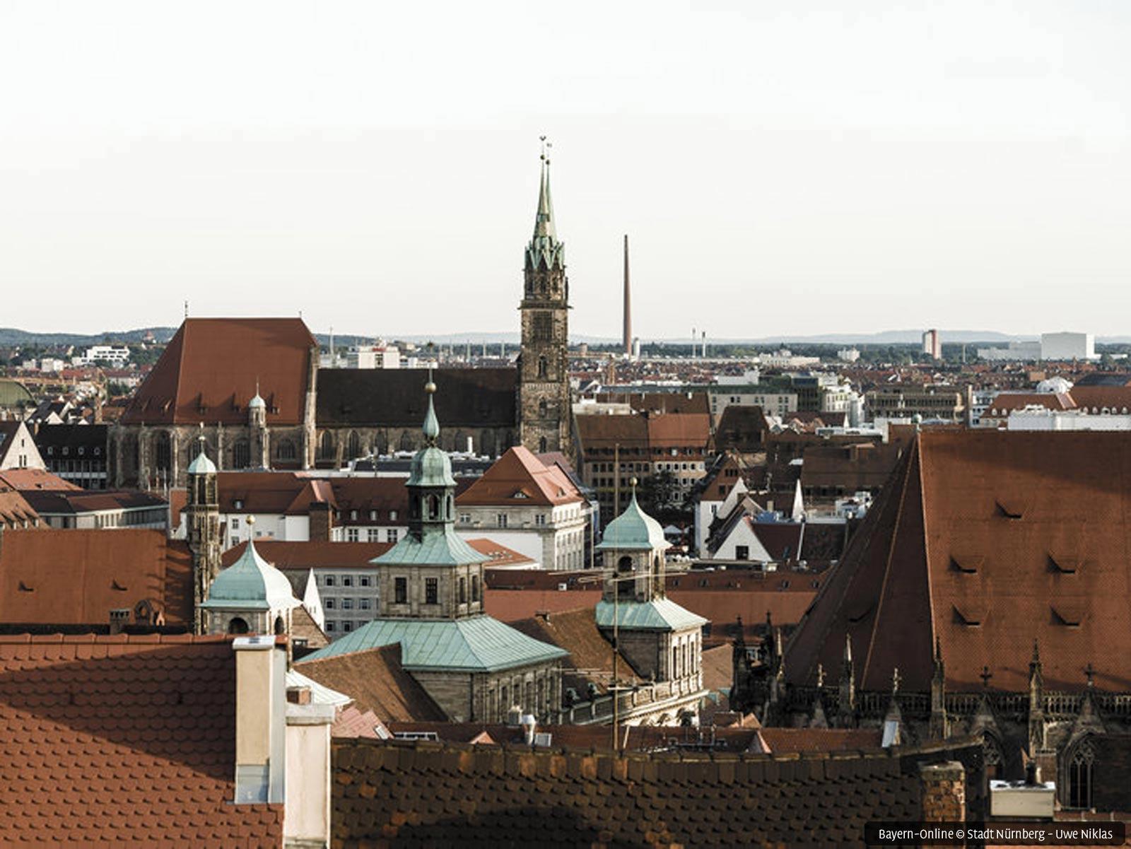 Nürnberg Stadtteil