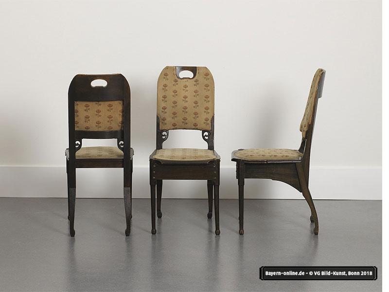 richard riemerschmid. Black Bedroom Furniture Sets. Home Design Ideas