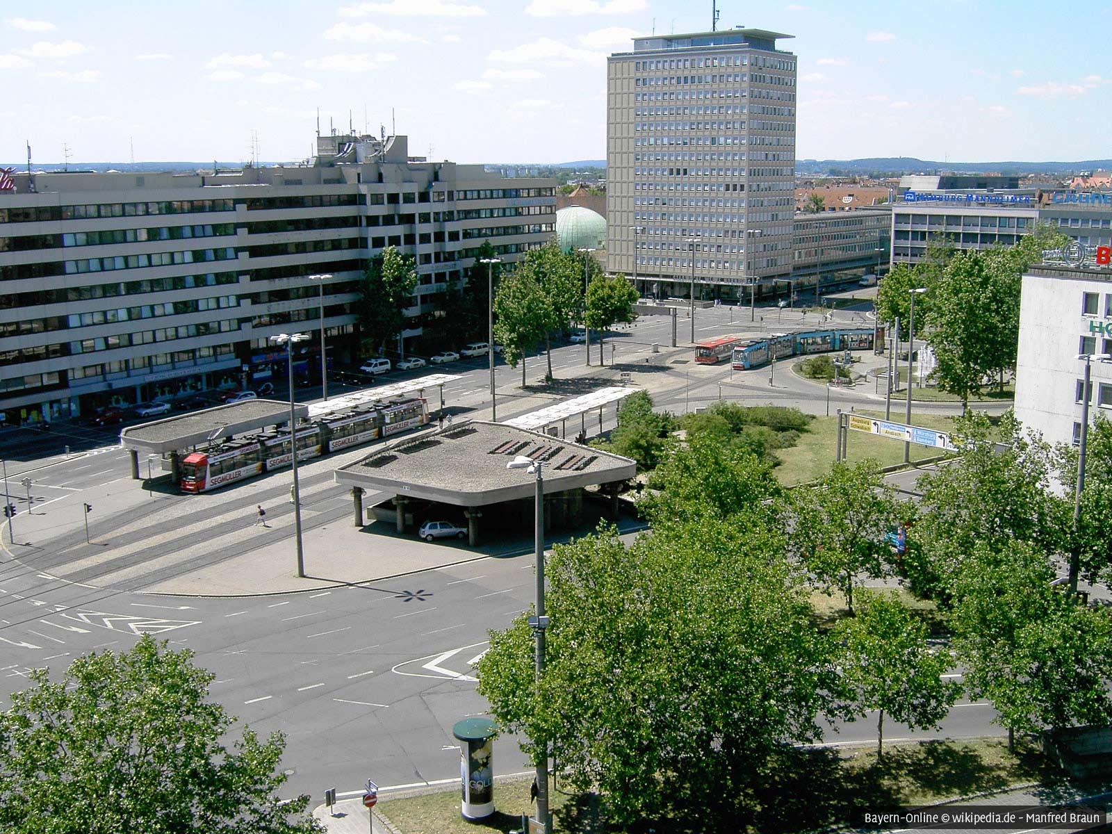 Webcam In Nürnberg