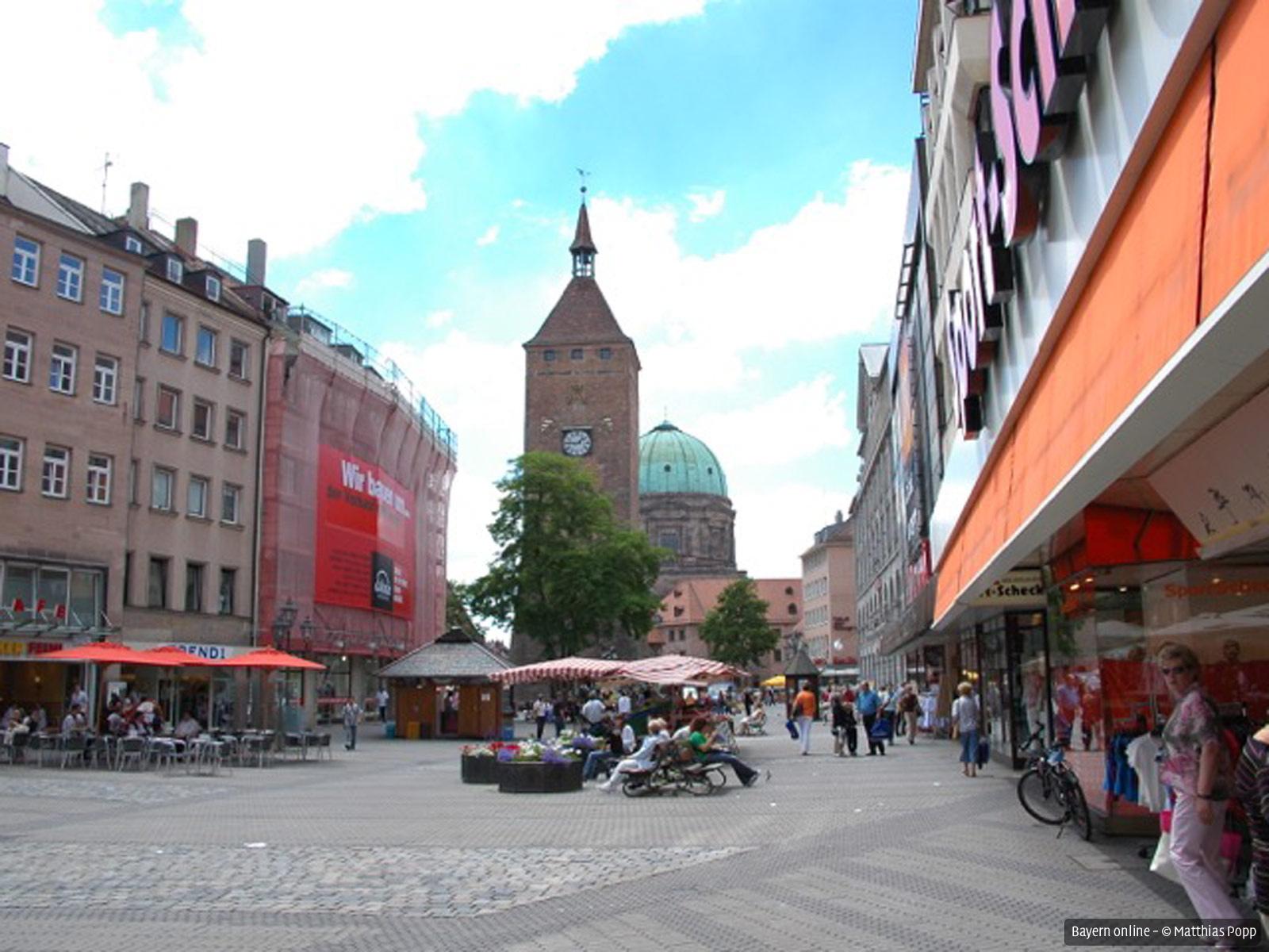 Ottostraße Nürnberg